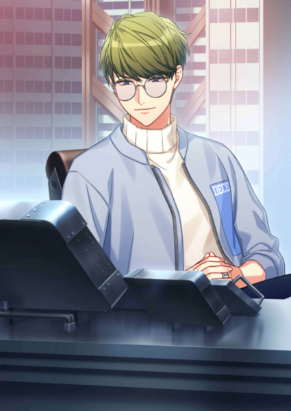 File:(Compensation in Knowing the Truth) Chikage Serious SSR Raw.png