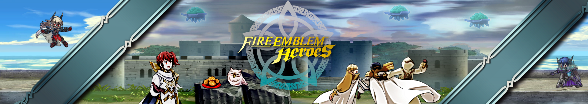 R Fireemblemheroes Banner Contest Entries June 2019 Ninian and eliwwod in kaede and shuichi's costume 2yr · snowflop · r/fireemblemheroes. r fireemblemheroes banner contest